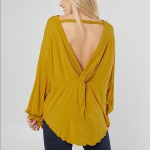 🆕 NWT FREE PEOPLE SHIMMY SHAKE TOP